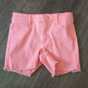 Size 12 slim hot pink shorts